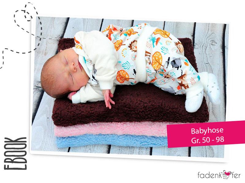 EBOOK Babyhose | Fadenkäfer