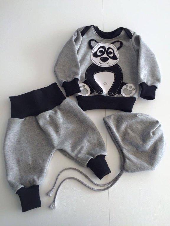Papierschnittmuster Babyset | Fadenkäfer
