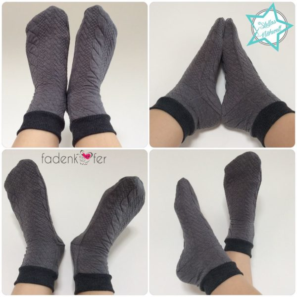 Socken collage