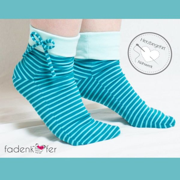 Socken herzbegehrt