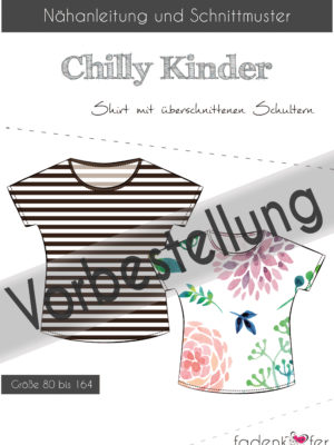 Titelbild Chilly Kinder VORBESTELLUNG