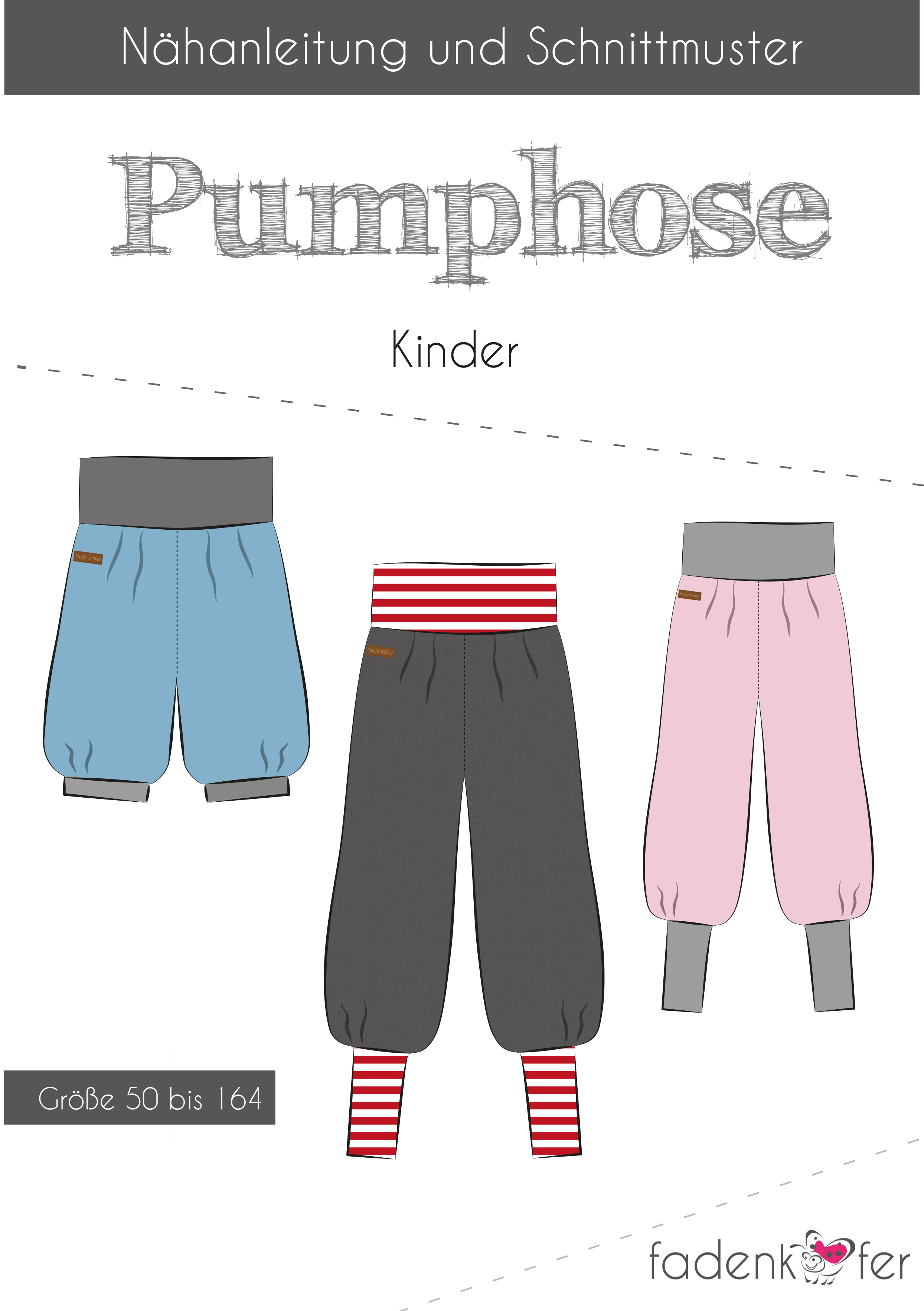 Suche nach Beamten günstigster Preis vollständige Palette von Spezifikationen Papierschnittmuster Pumphose Kinder