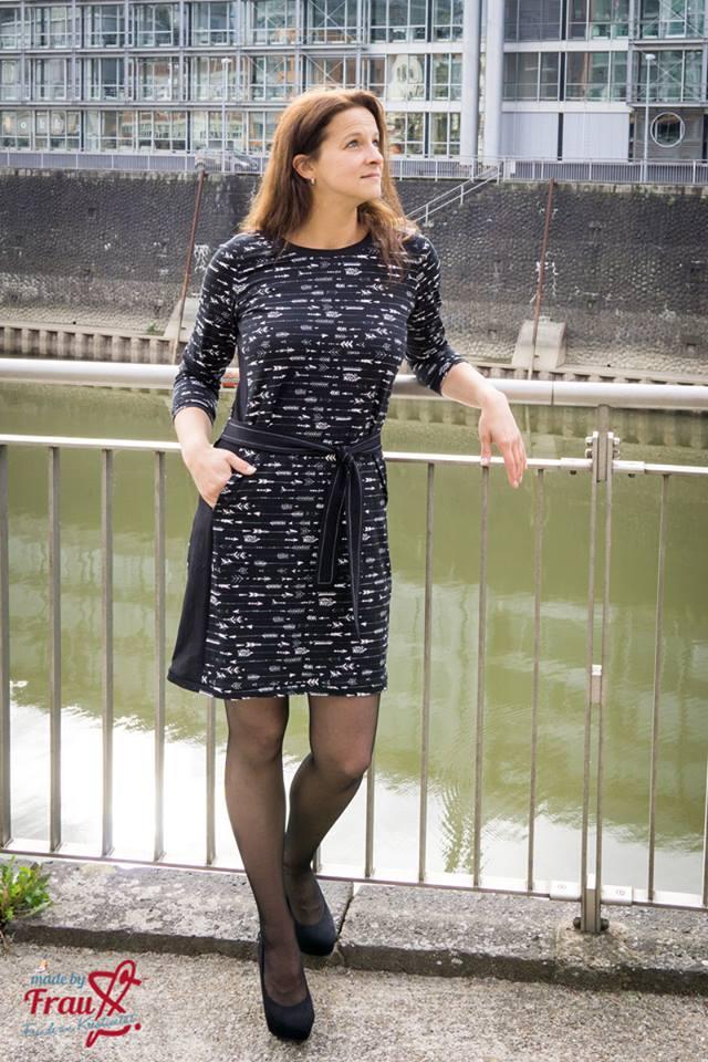 eBook Kleid Mila Damen