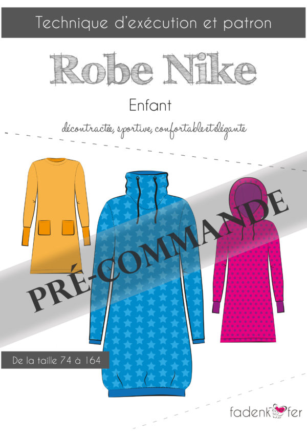 Titelbild Nike Kinder franz. PRE order