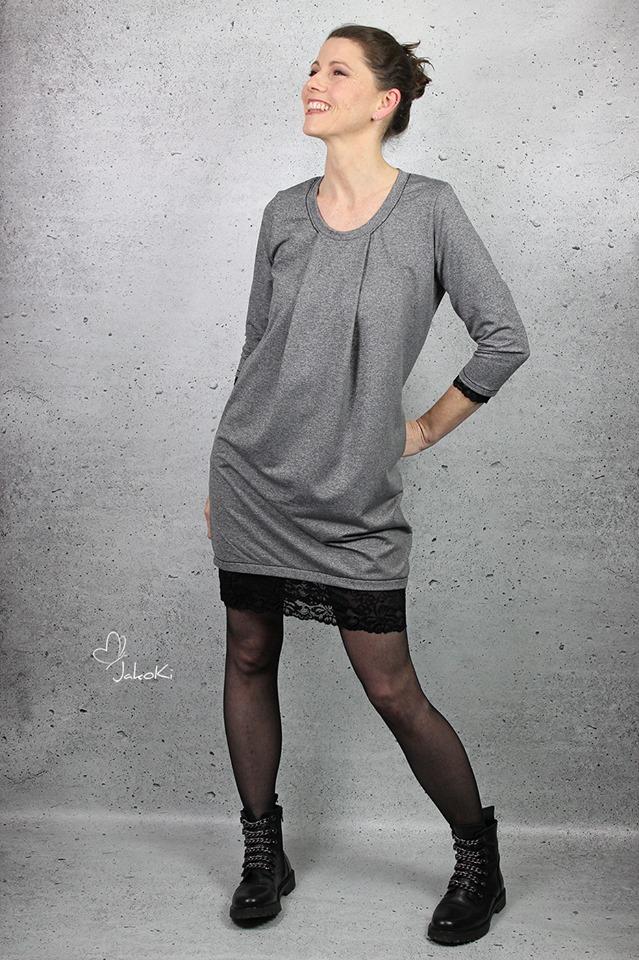 Papierschnittmuster Kleid Amelie Damen