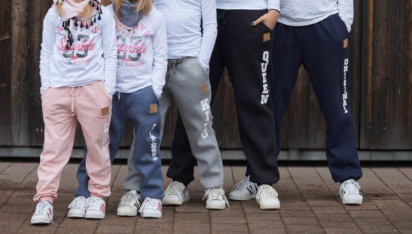Jogginghose Damen; Herren und Kinder nicole Ihrke