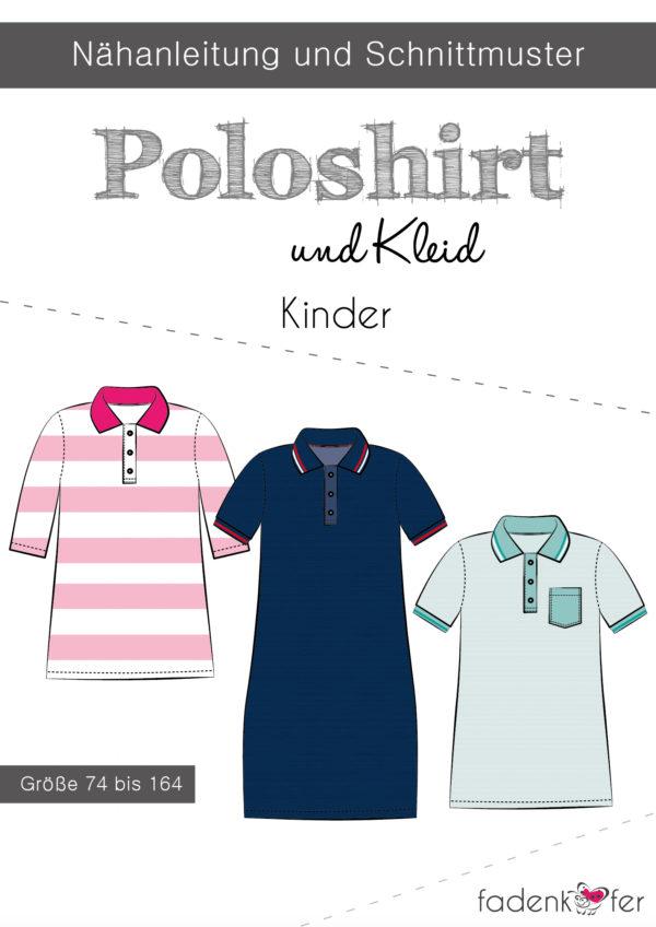 Poloshirt-Kinder-Titel