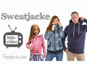 Fadenkäfer-Sweatacke - jetzt als Videotutorial